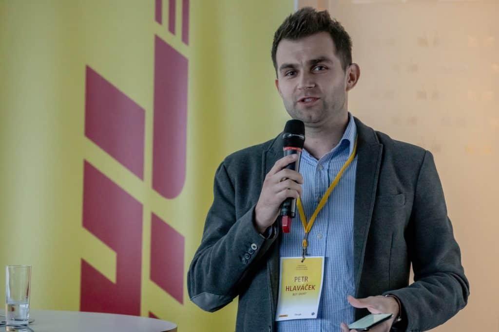 DHL Konference Petr Hlaváček